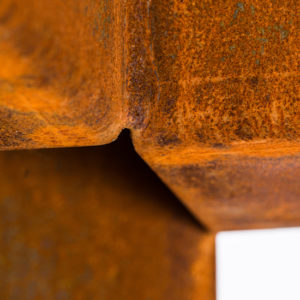 WALFiLii-products-outdoor-trolley-bbq-design-corten-staal-detail