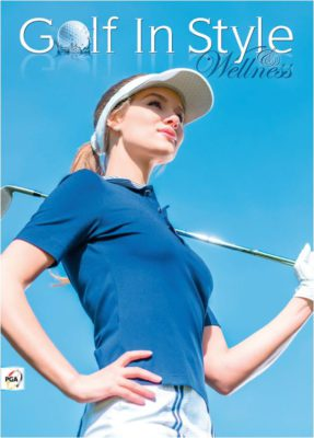 "WALFiLii in ""Golf in style"" magazine"